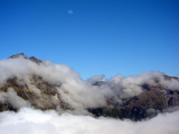 Kepler alpine area
